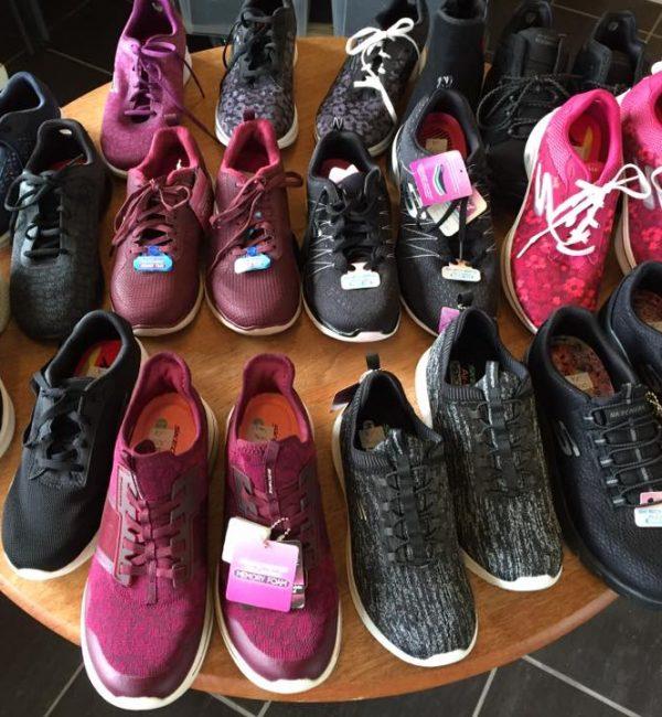 stort udvalg af fodtøj til ældre på Sjælland